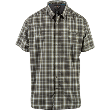 5.11 Tactical  Hunter Plaid S/S Shirt