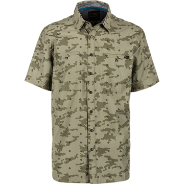 5.11 Tactical  Crestline Camo S/S Shirt