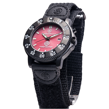 Fire Fighter Watch - Back Glow (Fire Dept)