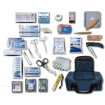 EMI - EMERGENCY MEDICAL  Pro Response Basic Kit, Navy