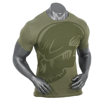 VOODOO TACTICAL  Voodoo Subdued Skull T-Shirt