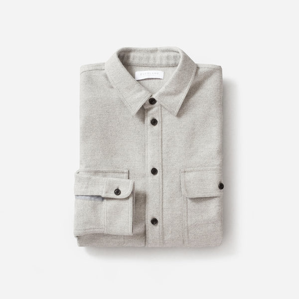 The Heavyweight Overshirt