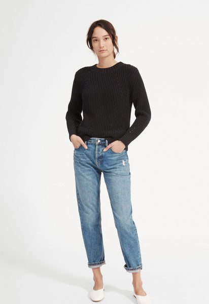 The Relaxed Boyfriend Jean