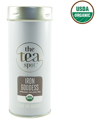 Iron Goddess Oolong Organic