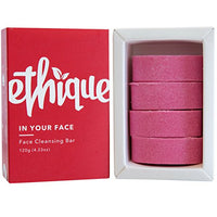 Ethique Eco-Friendly Face Cleansing Bar, In Your Face