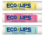Superfruit/Sweet Mint/Lemon Lime 3 Pack Bee Free Lip Balm