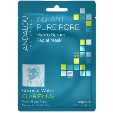 Instant Pure Pore Facial Sheet Mask