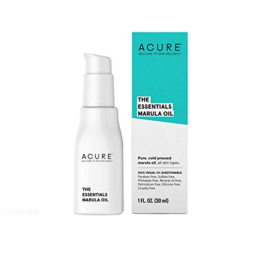 ACURE The Essentials Marula Oil, 1 Fl. Oz.