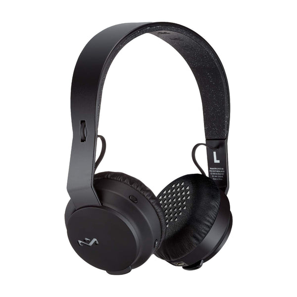 Rebel Wireless Bluetooth Over Ear Headphones with a Microphone