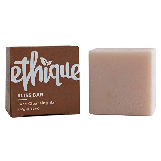 Ethique Eco-Friendly Face Cleansing Bar, Bliss Bar