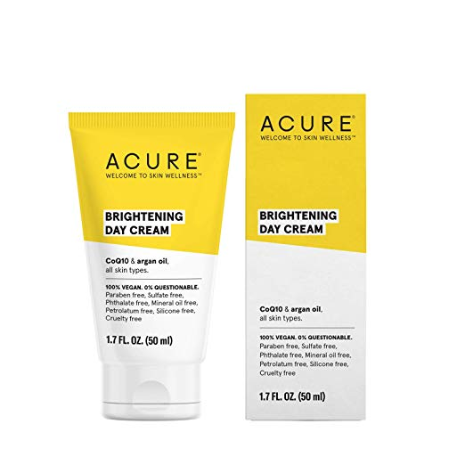 ACURE Brightening Day Cream, 1.7 Fl. Oz.