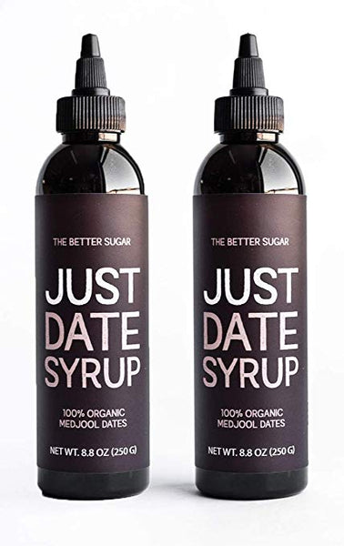 Just Date Syrup - The Better Sugar 2-Pack Squeeze