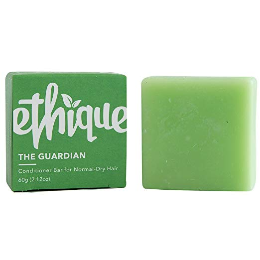 Ethique Eco-Friendly Conditioner Bar for Normal-Dry Hair, Guardian
