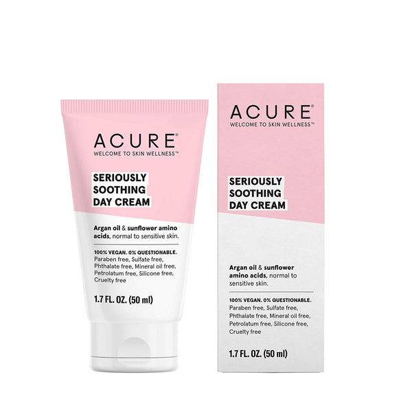 ACURE Seriously Soothing Day Cream, 1.7 Fl. Oz.