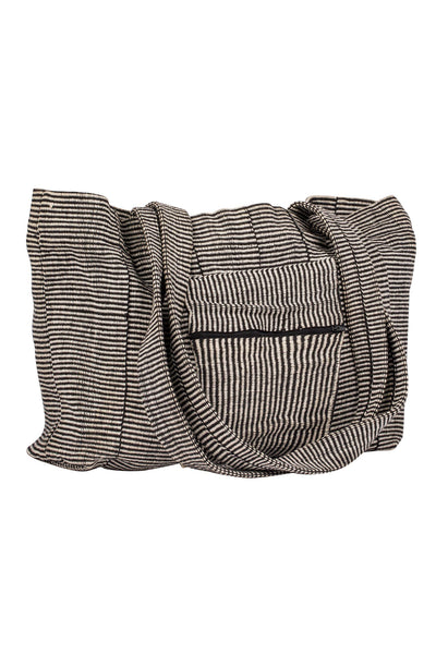 Cotton Weave Tote to Go