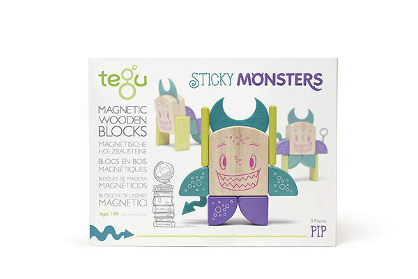 PIP Magnetic Wooden Block Set