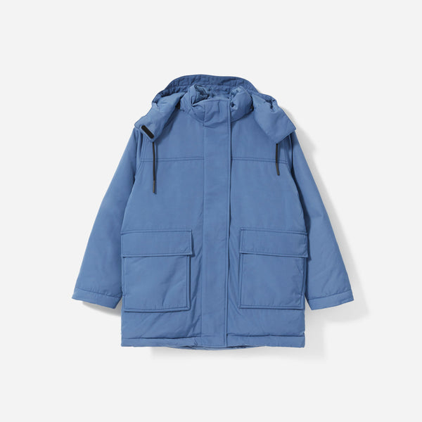 The ReNew Oversized Parka