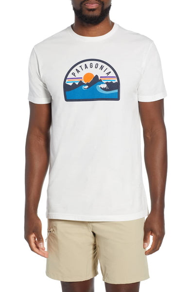 Boardie Badge Organic Cotton T-Shirt
