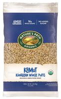 Organic Cereal, Kamut Puffs, 6 Ounce Bag (Pack of 12)