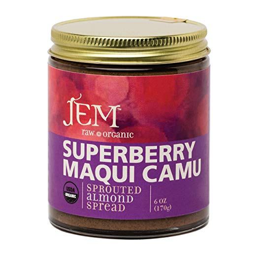 Organic Maqui Camu Super Berry Butter Spread