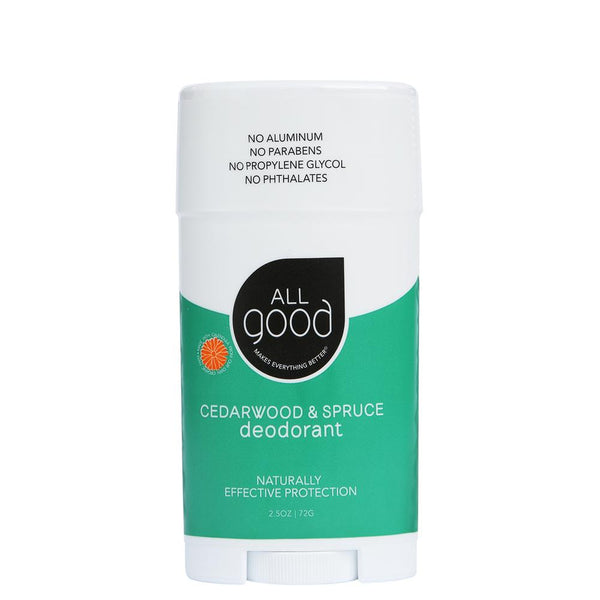 All Good Deodorant - Cedarwood & Spruce
