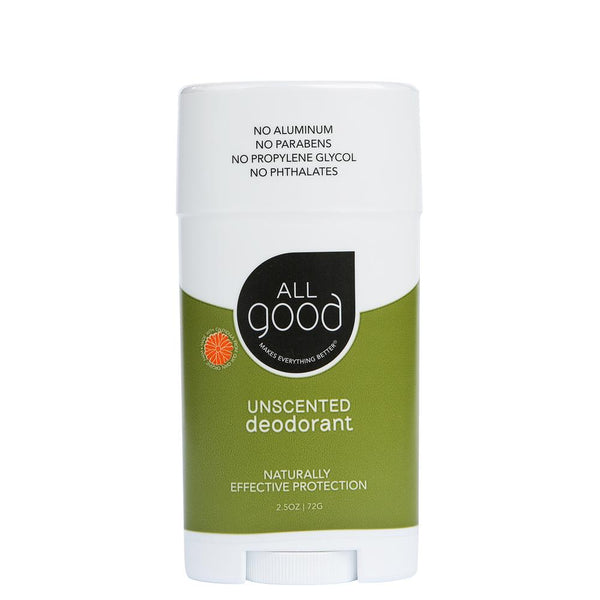 All Good Deodorant - Unscented