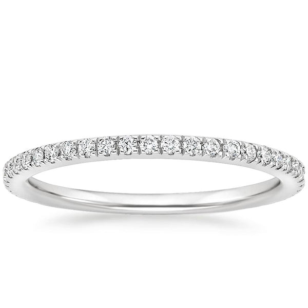 18K White Gold Luxe Ballad Diamond Ring (1/4 ct. tw.)