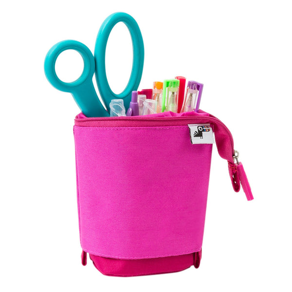 Standing Pencil Case Pink
