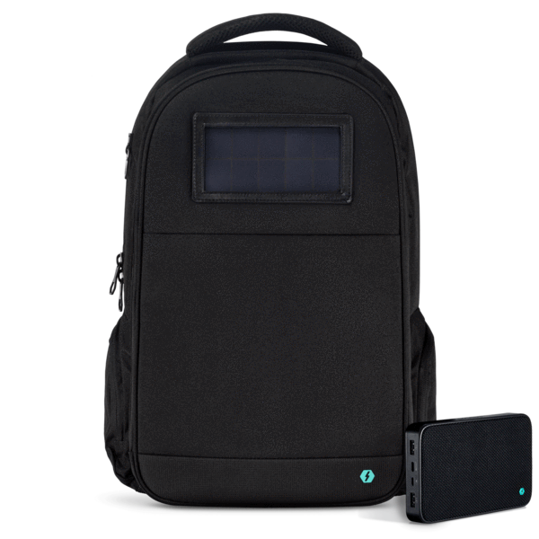 Lifepack: The Solar Powered and Anti-Theft Backpack
