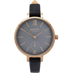 Amalfi Petite Vegan Watch Gold/Grey/Black