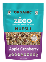 Muesli: Apple Cranberry