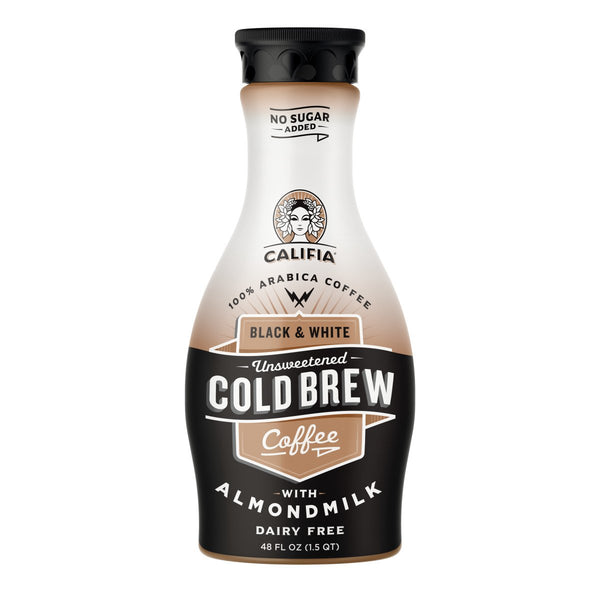 Black & White Cold Brew Coffee