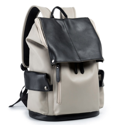 Miyoshi Travel Backpack Pearl White