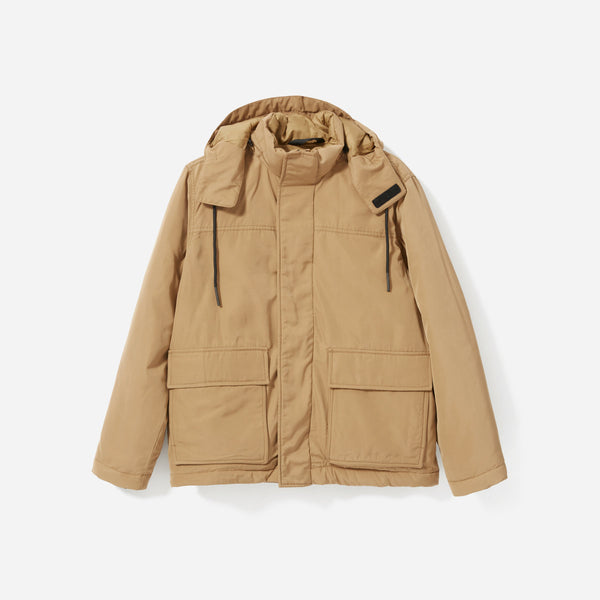 The ReNew Short Parka