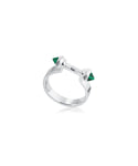 Barre Malachite Ring
