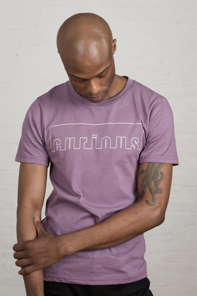Curious = Curioso Organic Cotton T-shirt
