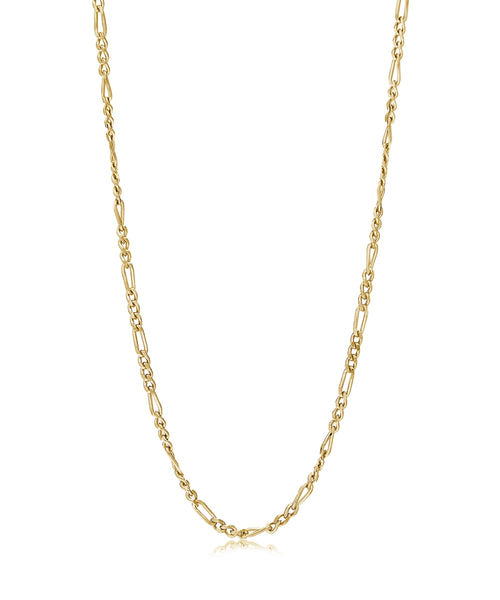 Bridge Gold Chain Necklace