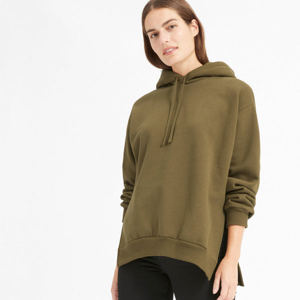 The Oversized Fleece Hoodie