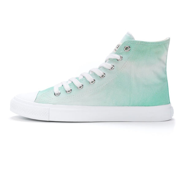 Fair Trainer White Cap Hi Cut Collection 19 Under Water | Just White