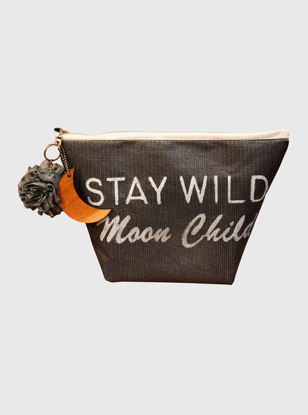 The RMG x MIAKODA 'Moon Child' Eco-friendly Cosmetic Case