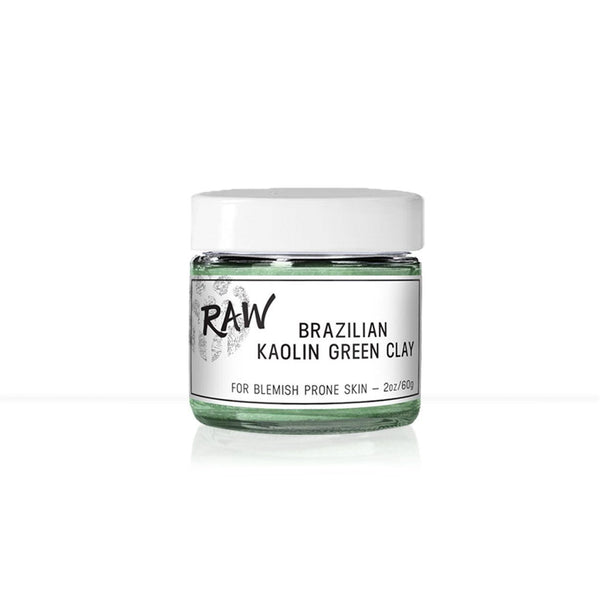 Brazilian Kaolin Clay Mask - Green