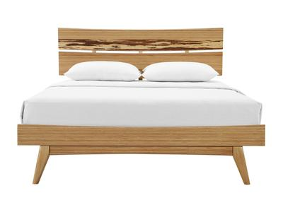 Greenington Azara Platform Bed, Caramelized