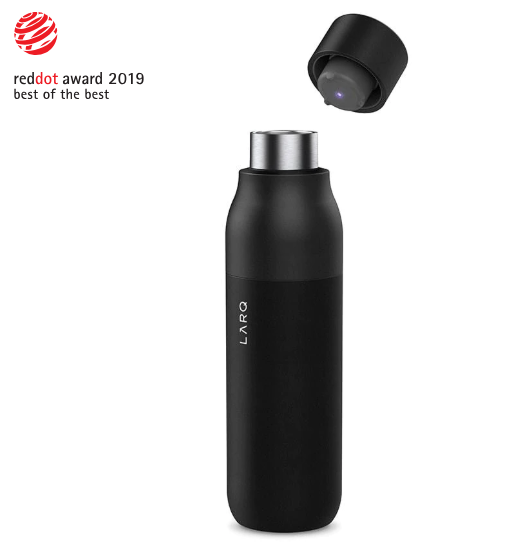 The LARQ Bottle - Obsidian Black