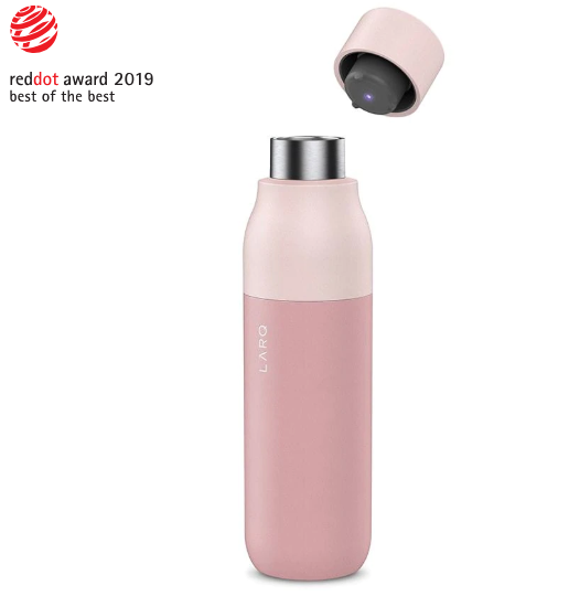 The LARQ Bottle - Himalayan Pink