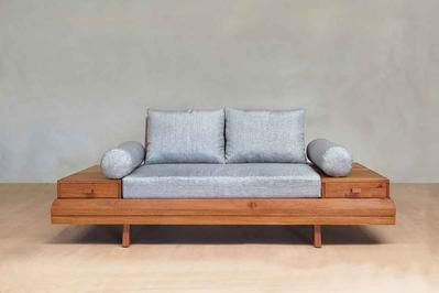 Masaya & Co. Floating Love Seat