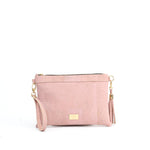 Medlyn Convertible Clutch | Bubble Gum Pink