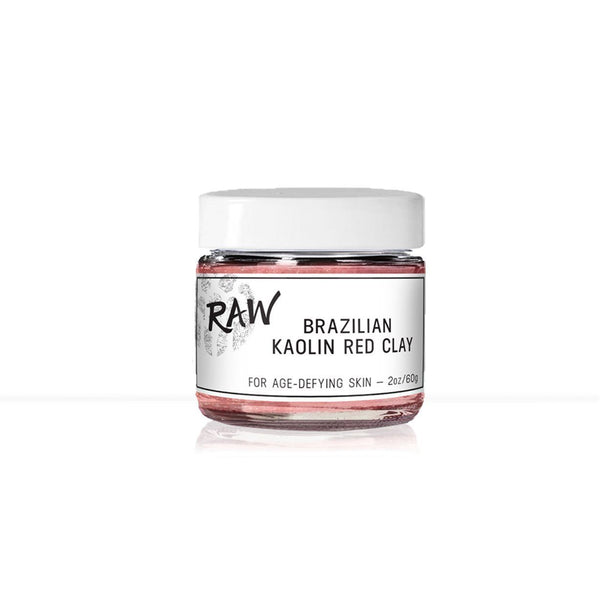 Brazilian Kaolin Clay Mask - Red