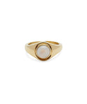 Beam Moonstone Ring