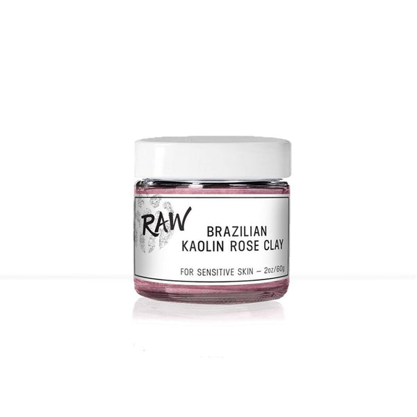 Brazilian Kaolin Clay Mask - Rose