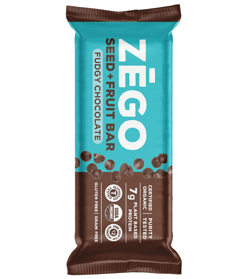Seed+Fruit Bar: Fudgy Chocolate
